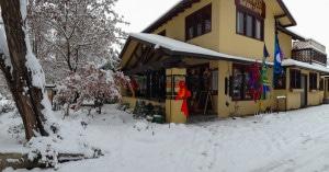 Northwest Nature Shop Winter