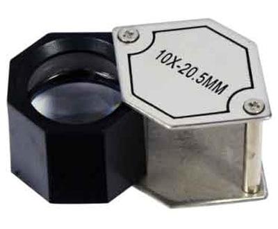 loupe 10×20.5mm
