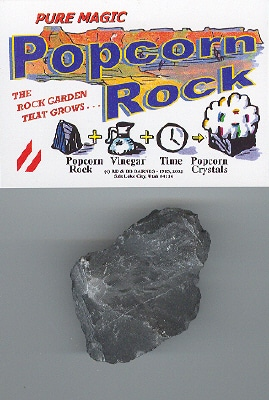 Popcorn Rocks