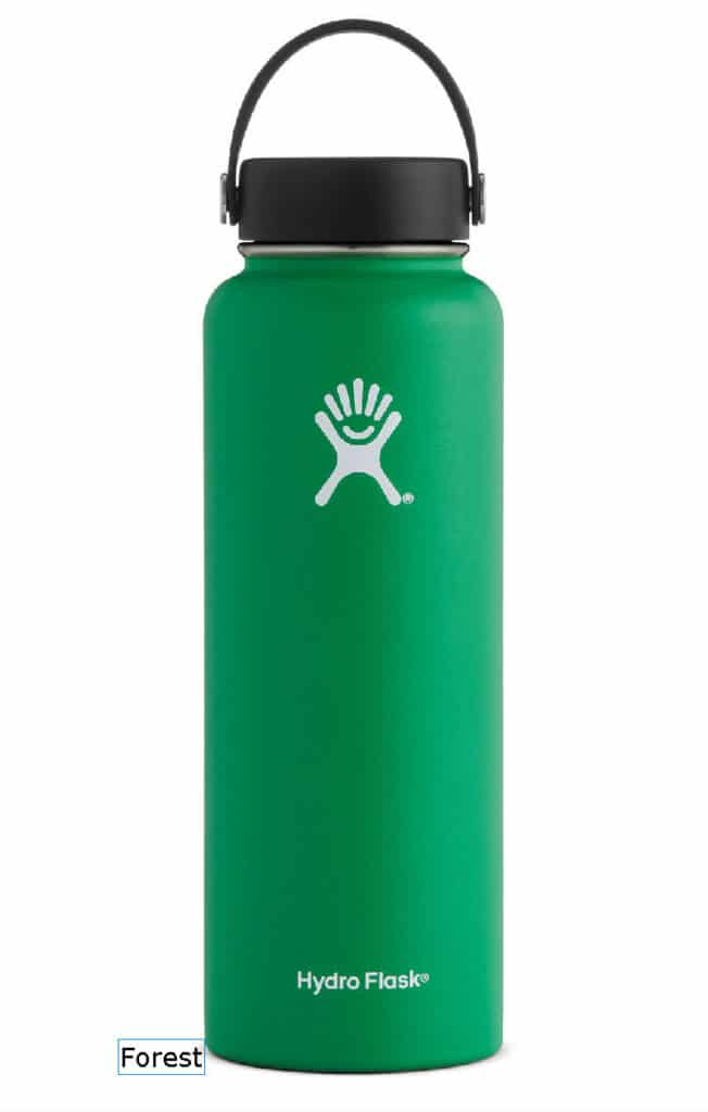 Hydro Flask 40 Oz Wide Mouth Insulated Bottle
