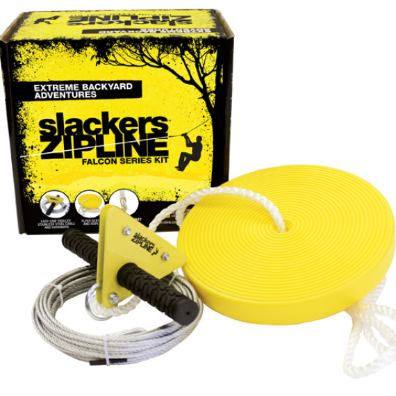 Slackers Flying Saucer Led Llghted Swing Seat