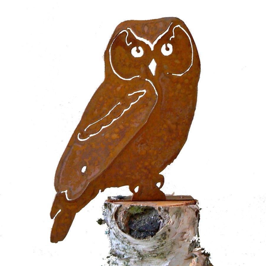 Elegant Garden Designs Owl - Northwest Nature Shop