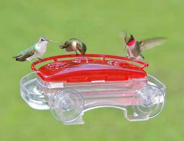 Aspects Hummzinger Jewel Box Hummingbird Feeder