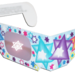Star of David 3-D Glasses