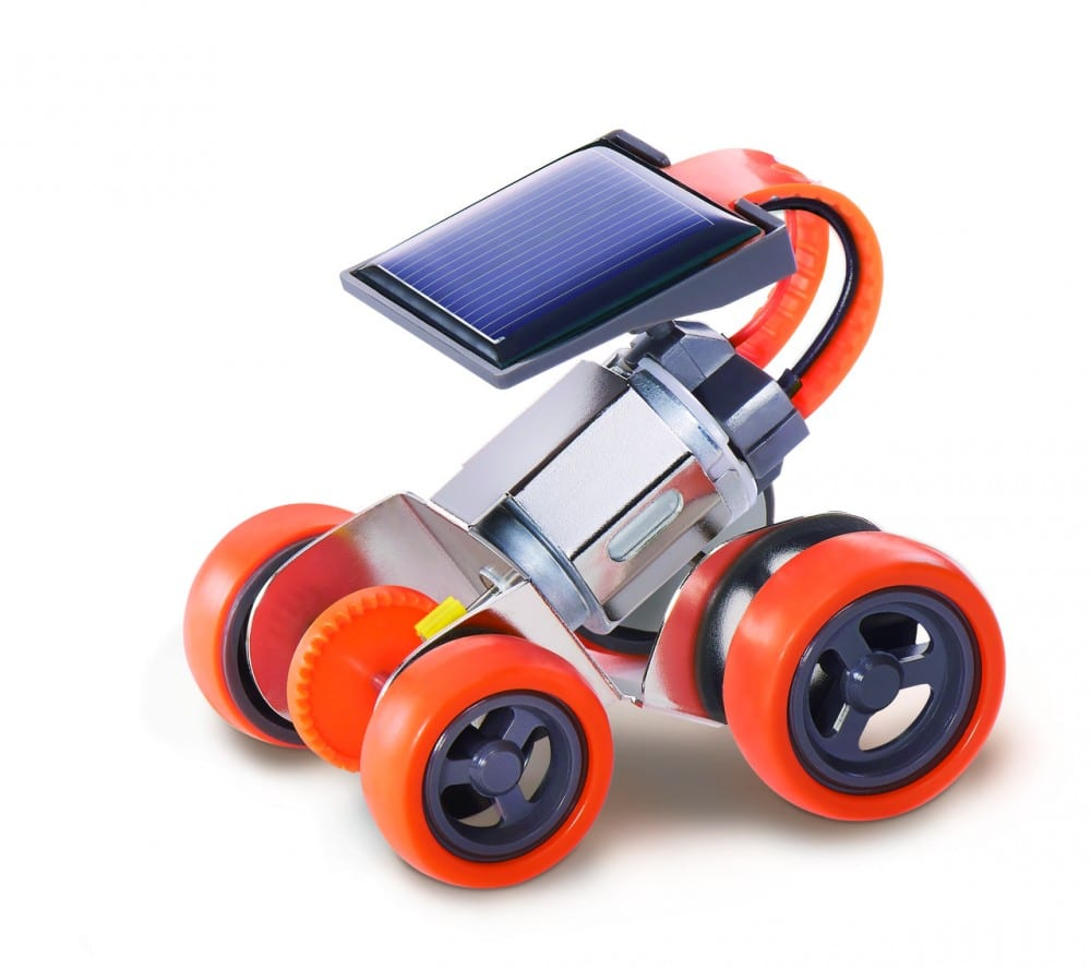 Rookie Solar Racer Kit