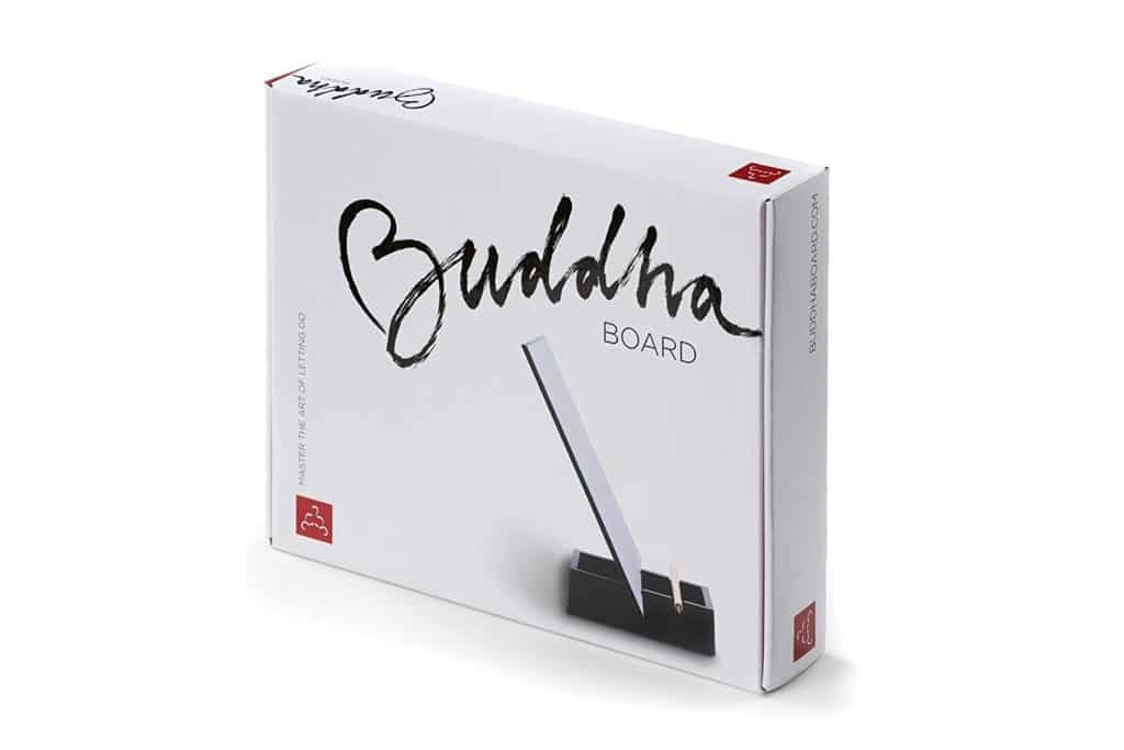 Buddha board box