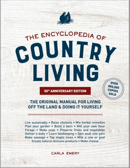 The Encyclopedia of Country Living - Northwest Nature Shop